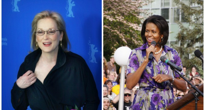 Taxpayers to Foot MASSIVE Bill for Michelle Obama and Meryl Streep's African Trip