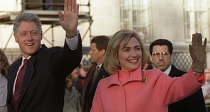 Ex-Secret Service Agent to Expose Clintons and Culture that 'sickened' Him in New Book