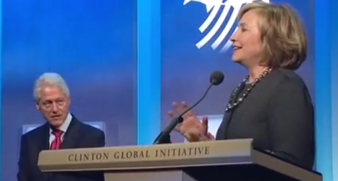 Clinton Foundation Revelation: 78% of all Donations Never Make it to Charity