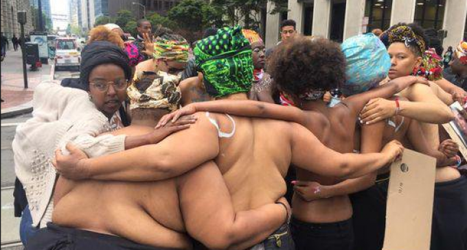 Black Lives Matter Cites Increased Police Presence as Reason for Pulling Out of Pride Parade