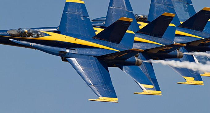 San Francisco Official Introduces Resolution to Ban Blue Angels, the 'killing machines' Terrorize Neighborhoods