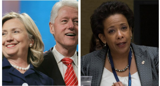 NSA Blocks Release of Information About Tarmac Meeting Between Clinton, Lynch