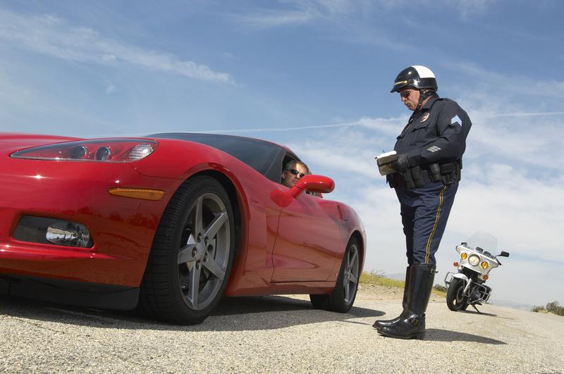 cop driver