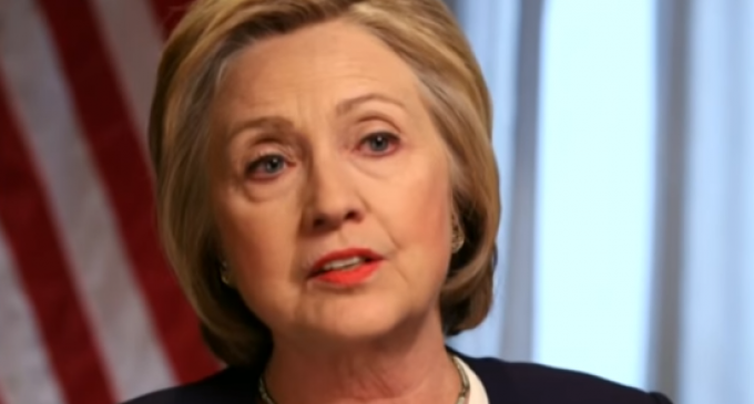 Hillary Promises to Begin Amnesty Process for Millions of Illegals within First 100 days