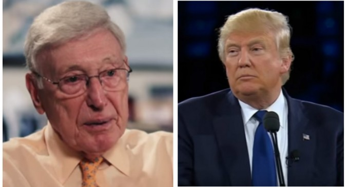 Home Depot Founder Endorses Trump, Says Home Depot Would Fail Under Obama or Clinton