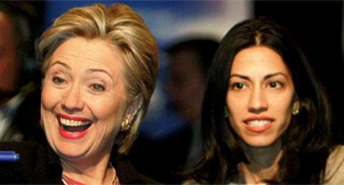 Roger Stone: Huma Abedin 'Most Likely a Saudi Spy' Entrenched into 'Global Terrorist Entity'