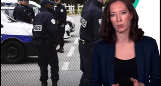 Terrorist Stabs Paris Cop and Wife While Shouting Allahu Akhbar