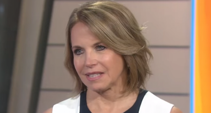 Gun Rights Group Sues Katie Couric for Misrepresenting Them in Anti-Gun Documentary