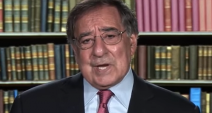 """Former CIA Head Leon Panetta: Donald Trump is """"collaborating with"""", """"aiding and abetting the enemy"""""""
