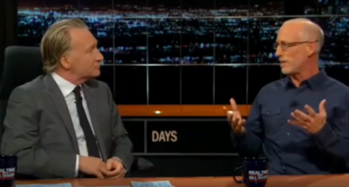 Scott Adams Confronts Bill Maher: Trump is No Clown, He's a Master of Persuasion
