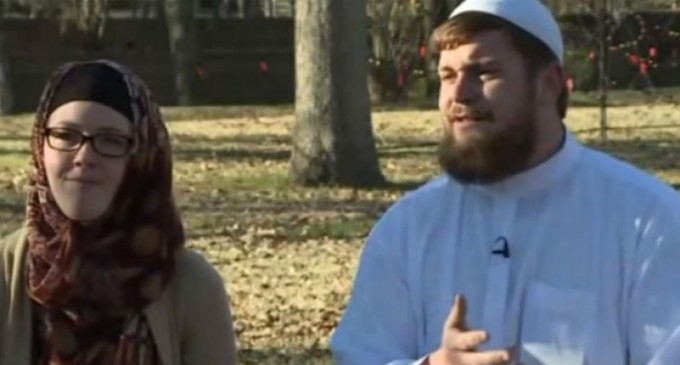 Muslim Couple Arrested in Arkansas for Making Terror Threats