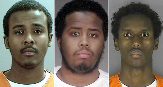 Ignored By the Media: Ten Minnesota Muslim Immigrants Charged for Attempted Jihad