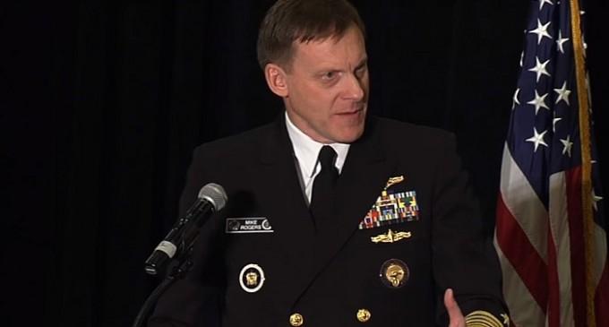 NSA Chief Michael Rogers