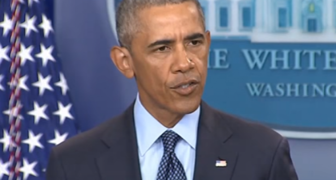 """Obama Omits Islam: Calls Terrorist """"Homegrown Extremist"""" and Attacks Christianity Instead"""