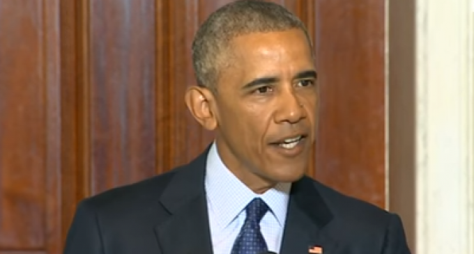 Obama Scolds Trump for Using Term 'Radical Islam', Calls it a 'Political Distraction'