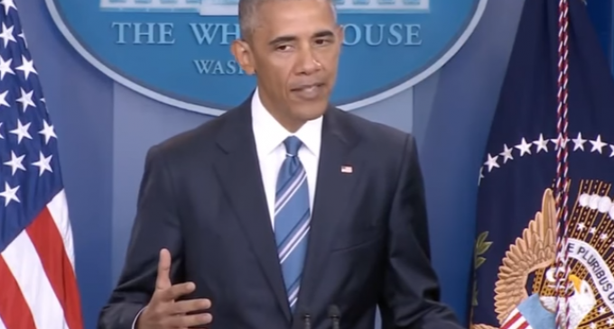 Obama Responds to Supreme Court Halting His Immigration Plan