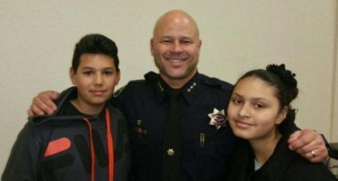 San Jose Chief Who Permitted Anti-Trump Violence Tied to La Raza