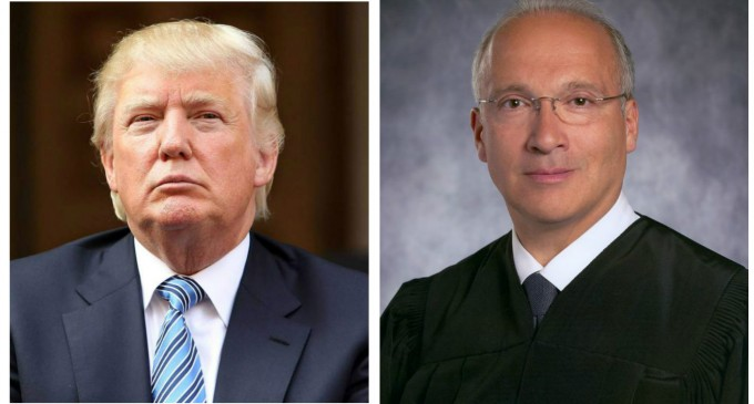 Judge Gonzalo Curiel Orders Trump to Stand Trial in University Case