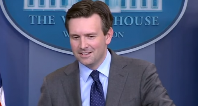 White House Scrubs Record from Embarrassing Press Briefing — Again