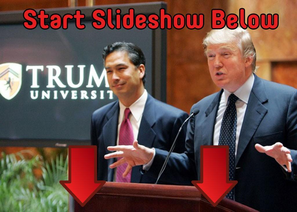Donald Trump Start Slideshow