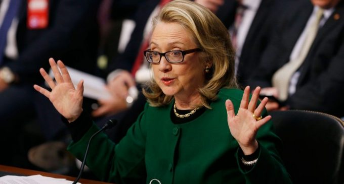 Federal Judge Orders New Search for Hillary Clinton's Missing Benghazi Emails