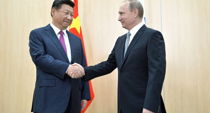 Russia and China to Hold Joint Naval Drills in South China Sea Amid Escalating Tensions