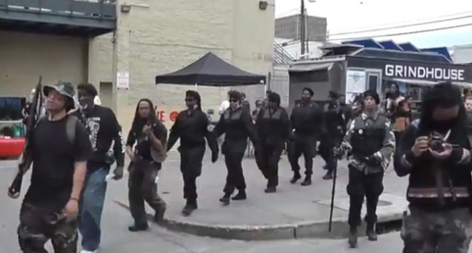 """Black Panthers Call for Protest Against """"Pigs"""" in Wake of Dallas Massacre"""