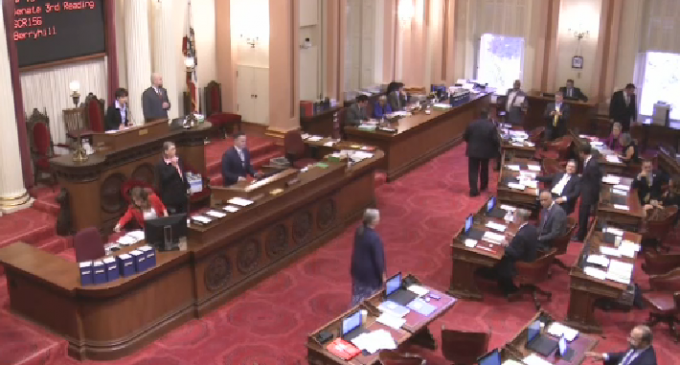 Calif Lawmakers Exempt Themselves from the Strict Gun Laws they Created