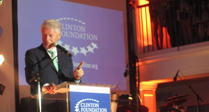 IRS Now Investigating Clinton Foundation