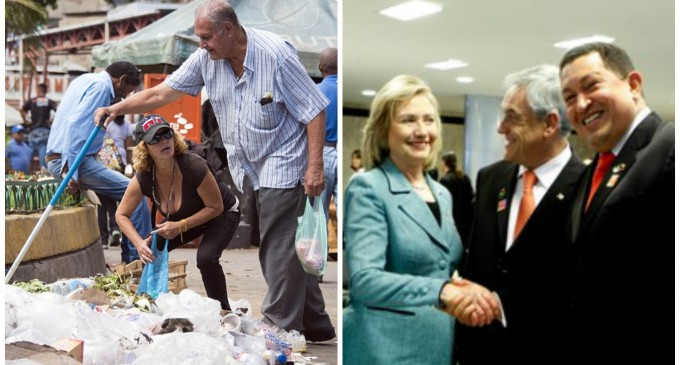 Leaked Emails Reveal Hillary Clinton's Efforts to Destabilize Venezuela