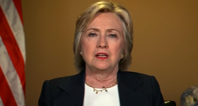 Hillary Vows to Allow a Million Muslim Refugees into the United States During First Term