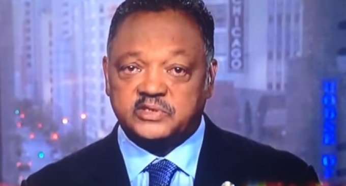 Jesse Jackson: AK-47s 'Can Bring Down Airplanes' in Texas