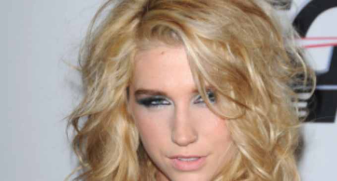 """Kesha: """"We can control who we give 'f—ing weapons to"""""""