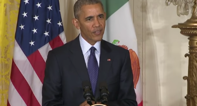 Obama to Veto Bill Preventing Him From Paying Ransom Money to Iran