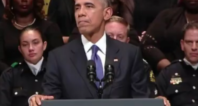 Cleveland Detective: Obama has Blood on His Hands