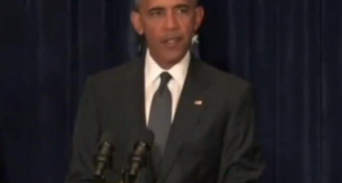 Obama Responds to Mass-Shooting at Black Lives Matter Protest