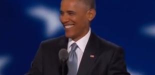Obama Compares Trump to Terrorists During DNC Speech