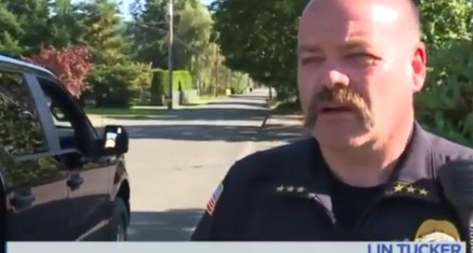 Washington State Restaurant Bans Police Officers