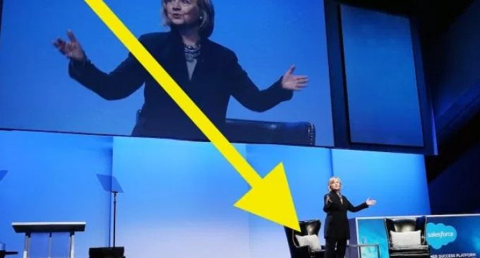 Hillary Supporters: Saudi Arabia, Wall St., Looney Leftists and now…Pillows