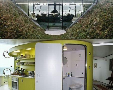 Intro Underground homes