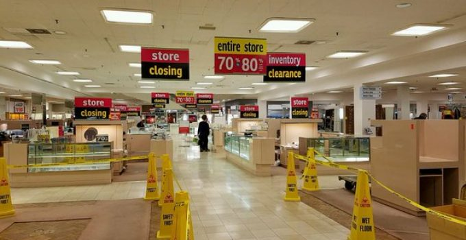Macy's Closing