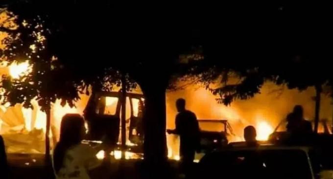 Disturbing: BLM Rioters Pick Their Targets