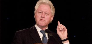 Bill Lets the Cat Out of the Bag Regarding Hillary's Health