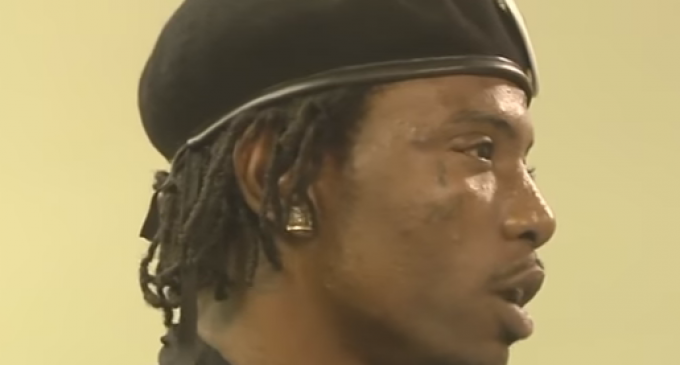 New Black Panthers Leader Forced to Call Police for Help, Changes Anti-cop Tune