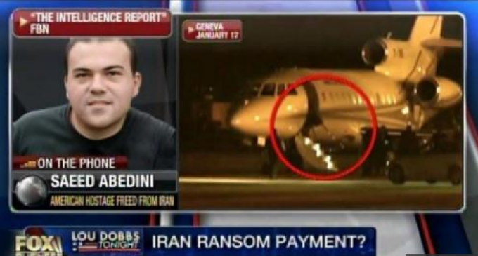 Former Hostage: Iranians Were 'waiting on another plane to arrive' Before Freeing Us