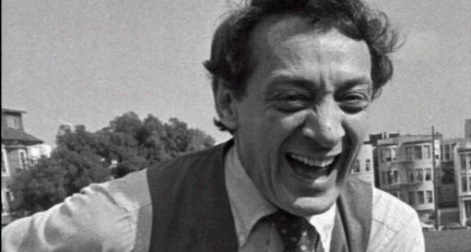 US Navy to Name Ship After Gay Rights Activist Harvey Milk