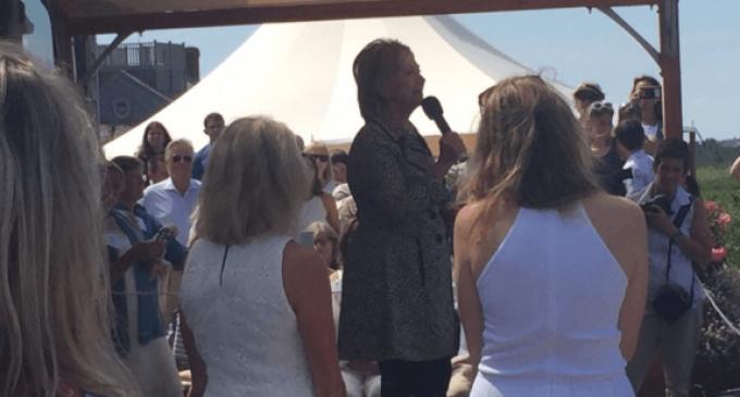 Hillary's Coat is Hiding Something
