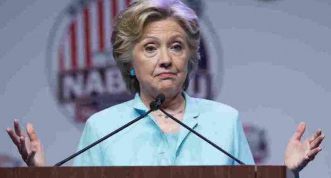 Laptop, Thumb Drive Containing Archive of Hillary's Emails Disappear After FBI Requested Them