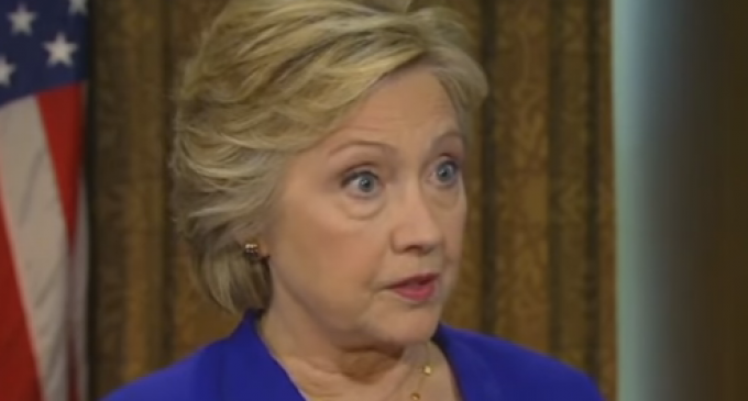 WAPO Gives Hillary Dreaded 'Four Pinocchios' for Lying During Fox News Interview