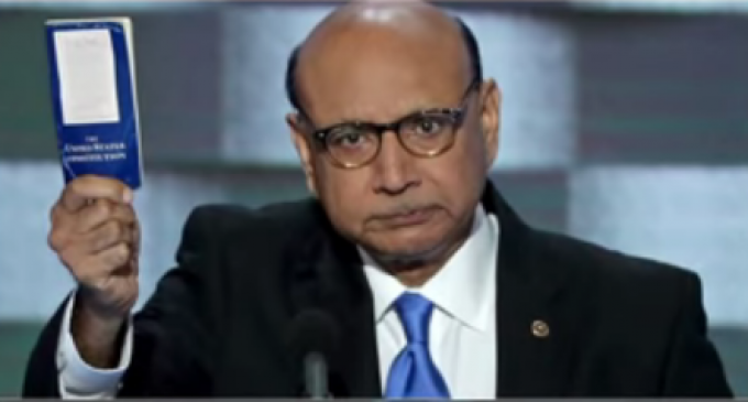 Media Ignores Khizr Khan's Connections with Clinton Foundation, Saudi Arabia